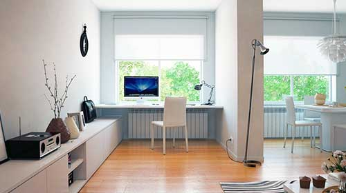 Awesome Computer In Woonkamer Oplossing Photos - Modern Design Ideas ...